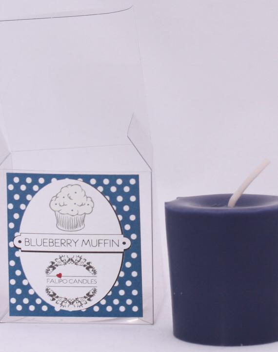 blueberry muffin klein/votief