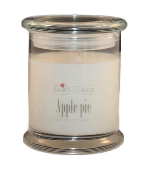 apple pie XL glazen pot