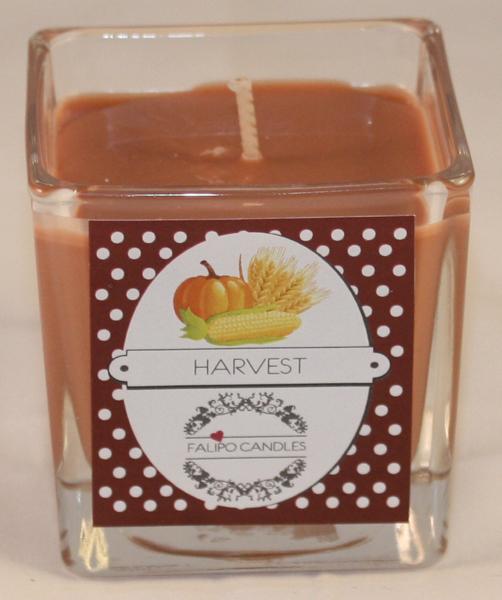 Geurkaars van soja was Harvest medium
